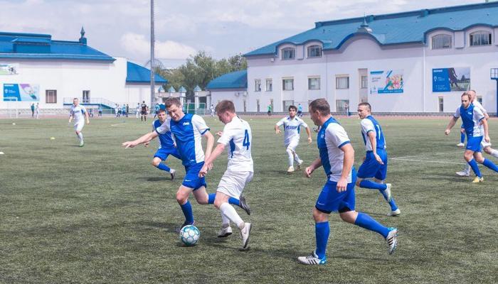 Футбольный турнир, посвященный 100-летию Республики Башкортостан